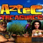 Играем на слоте Aztec Treasure