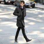 Мужчины утепляются к осени: пальто
