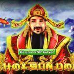 Процветание и обогащение вместе с игровым автоматом «Choy Sun Doa»