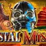 Загадка хрустального черепа в игровом автомате «Crystal Mystery»