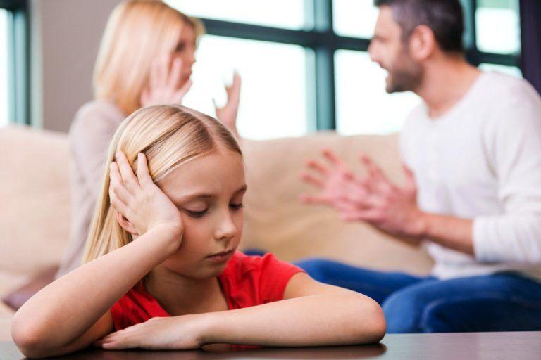 Дети и развод родителей: как помочь пережить