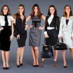 Женские деловые костюмы: виды и модные тенденции