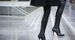 Ботфорты в гардеробе женщины