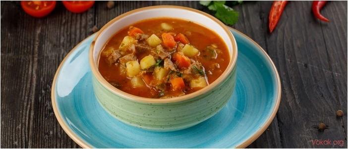 суп чорба