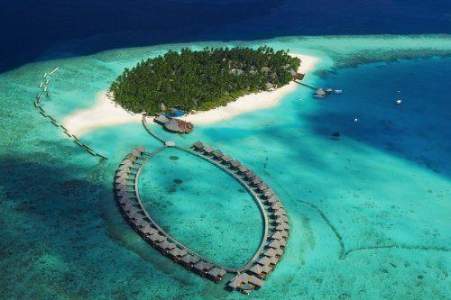 Комфортабельный рай на Мальдивах в двух шагах от цивилизации