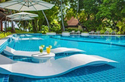 Комфортабельный рай на Мальдивах