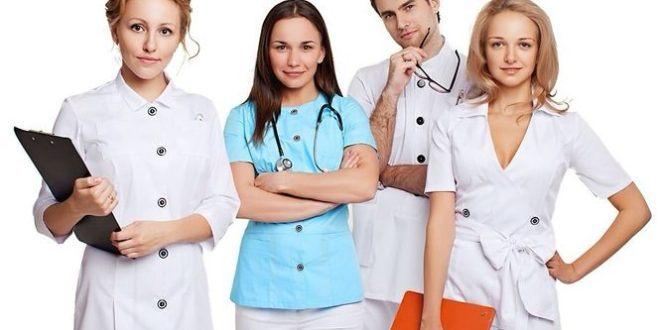 Модный образ современного врача
