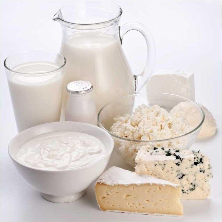 Молочная диета