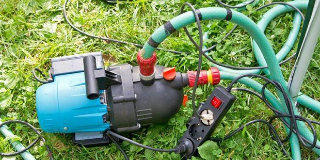 Как выбрать правильный водяной насос